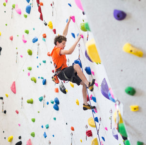Youth Rock Climbing Overuse Injuries (and Prevention)