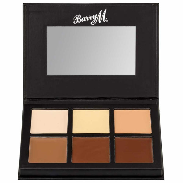 Barry M Chisel Cheeks Contour Cream Kit CCCK3