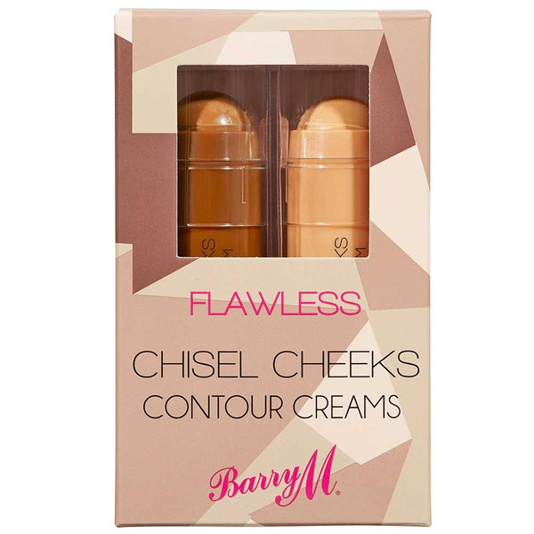 Barry M Chisel Cheeks Contour Creams CHC