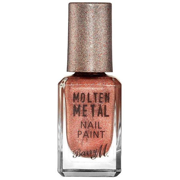 Barry M Copper Mine MTNP4 Copper Nail Polish - Molten Metal Collection