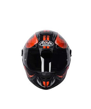 Airoh Storm Anger Orange Helmet