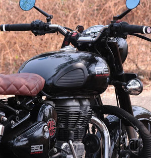 Classic Chrome Handle Bar for Royal Enfield