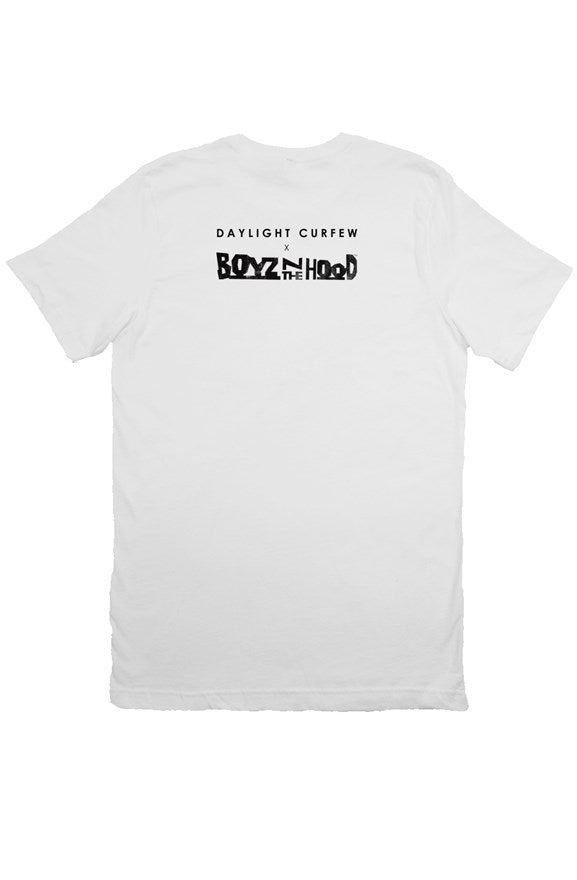 Watch Your Back T-shirt (White)