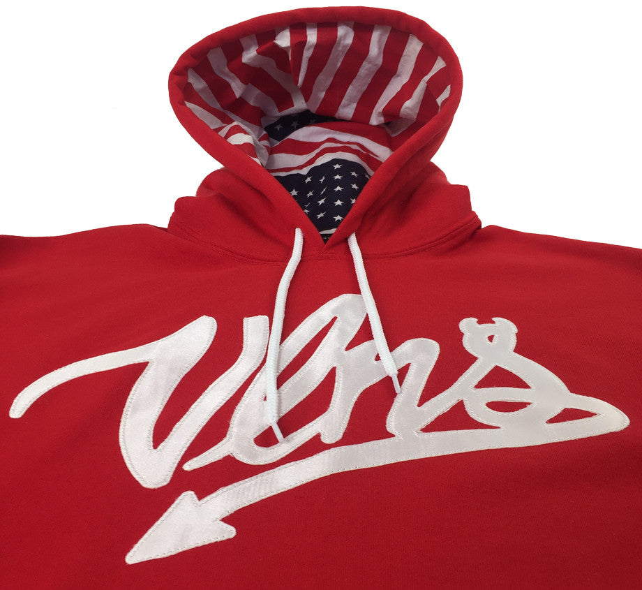 Killer Mike x Daylight Curfew: Glorious Reds Hoodie
