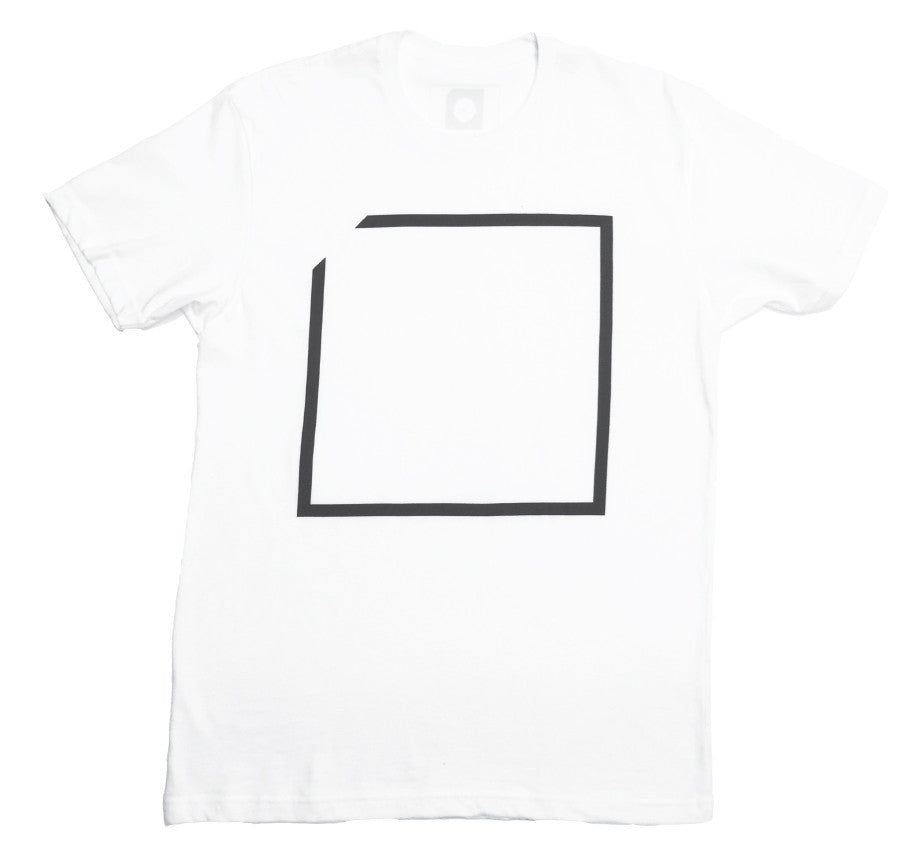 Boxed Out T-shirt - White