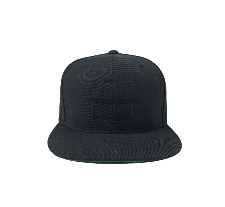 Redacted - Embroidered Snapback