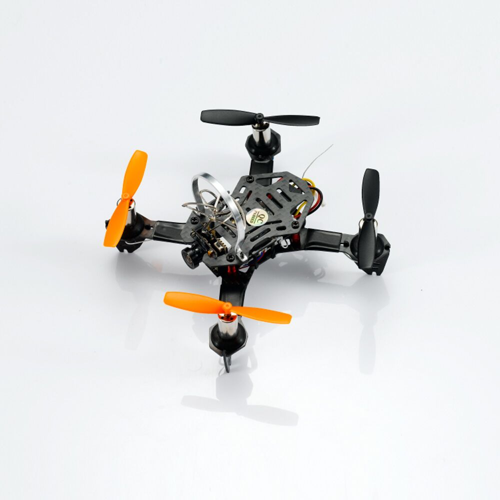 F110S Micro FPV Racing Drone With 5.8GHz 40CH 200mW VTX Camera Built-in CS360 Flight Controller