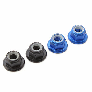 4 Pieces Racerstar M5 Motor Screw Nut CW/CCW Screw Thread For BR2205 Brushless Motors RC Drone FPV Racing