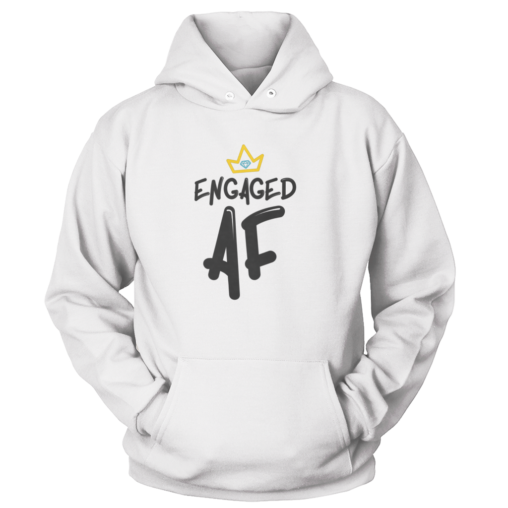 Engaged AF With Crown Apparel