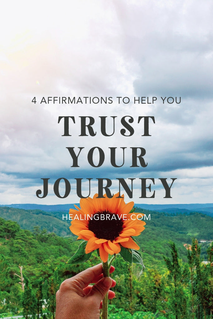 I know what it's like to not know which direction is the right one, especially when there are so many directions calling your name. That's why I wrote these affirmations to help you trust your journey, from one heart to another. Each one is a reminder that you ARE the journey, ultimately.