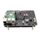 Raspberry Pi X830 V2.0 Safe Shutdown 3.5 inch SATA HDD 12V Storage Expansion Board