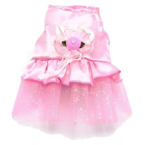 Lace Skirt Puppy small dog clothes-dog clothes-evasdog