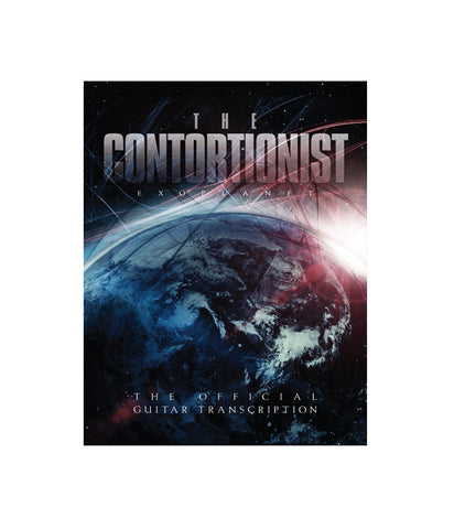 The Contortionist Exoplanet Official Guitar Tab Book Download