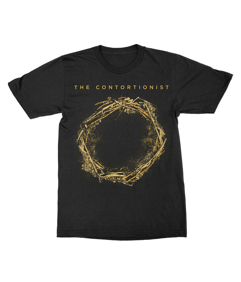 The Contortionist Reimagined 2018 Tour Shirt