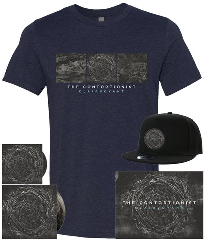 The Contortionist Clairvoyant Bundle #2