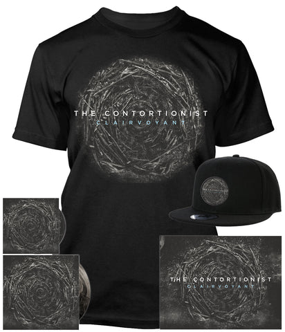 The Contortionist Clairvoyant Bundle #1