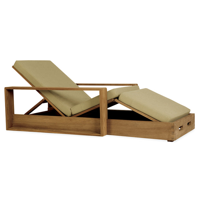 Poolside Chaise