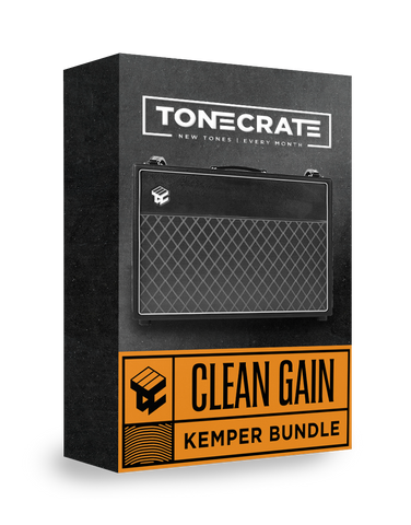 Clean Gain Kemper Bundle