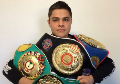 Bilal Akkawy, A True Prize Fighter on His Way to Be World Champion