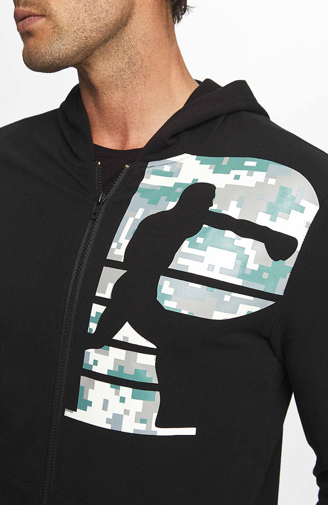 Sweat jacket Military