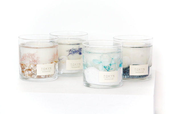 Botanical Collection - Aqua Floral - SEA SALT