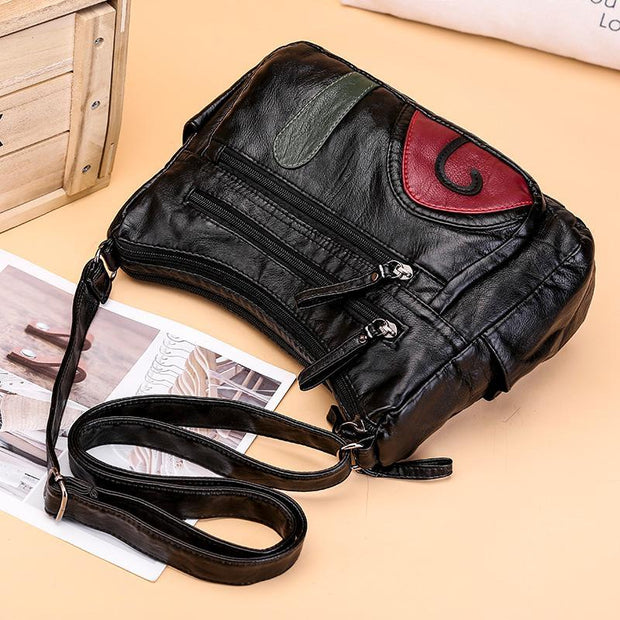 Multiple Compartment Women Fashion Crossbody Bags