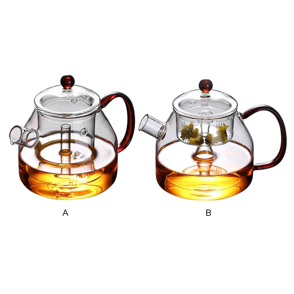 Glass Teapot Kettle 1200 ml