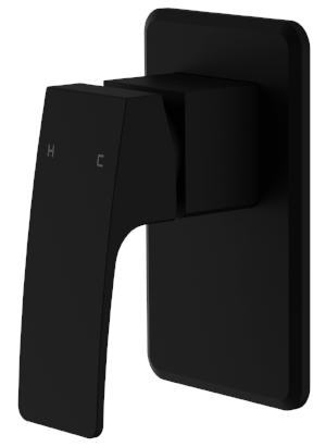 BELMORE WALL MIXER MATTE BLACK