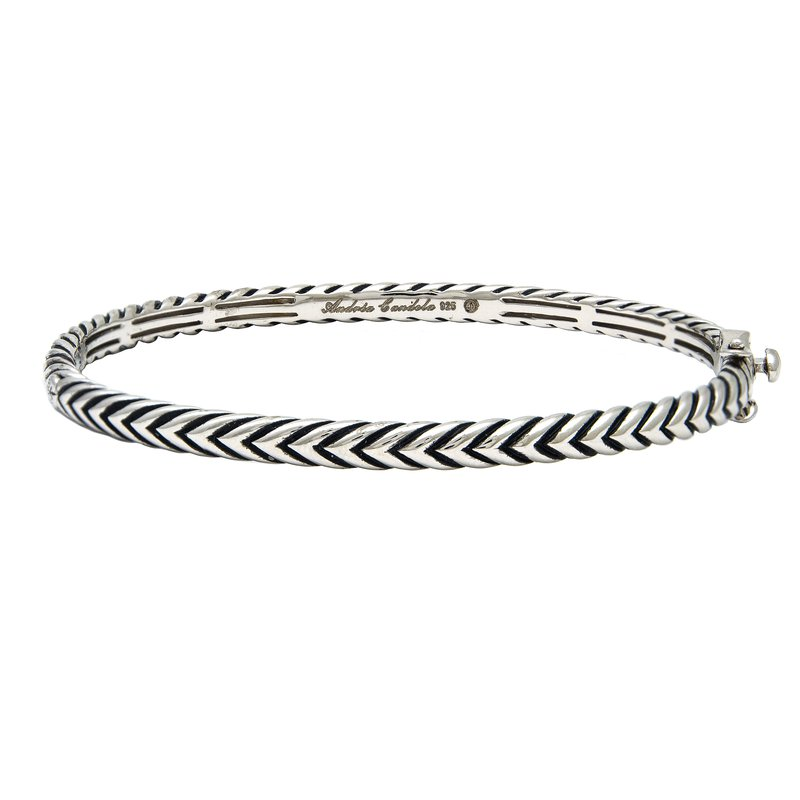 Andrea Candela Bracelet Pasion De Plata Collection