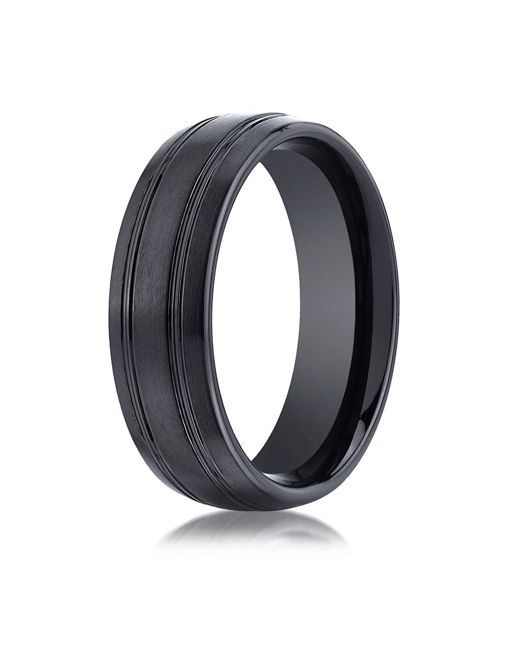 Benchmark 7mm Ceramic Men's Band