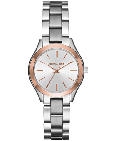 Michael Kors Women's Mini Slim Runway Watch