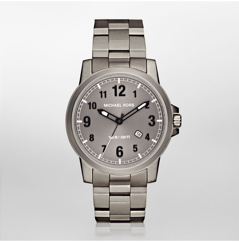 Michael Kors Paxton Titanium Men's Watch