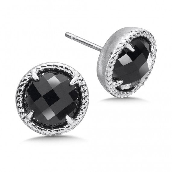 Color SG - Onyx Essentials Post Earrings