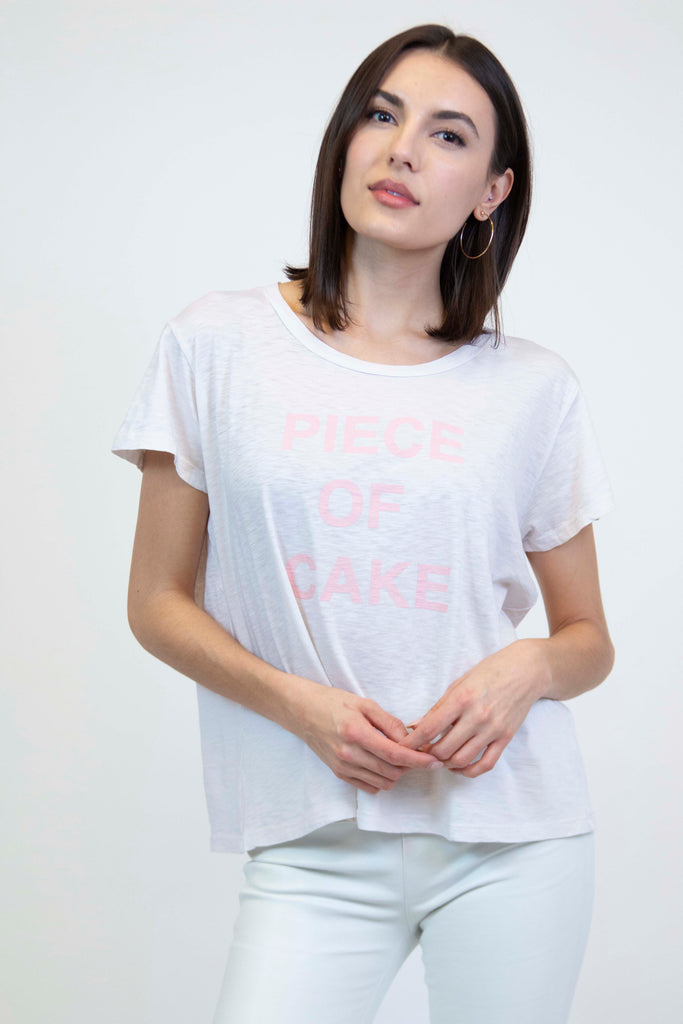 Piece of Cake Vintage Tee