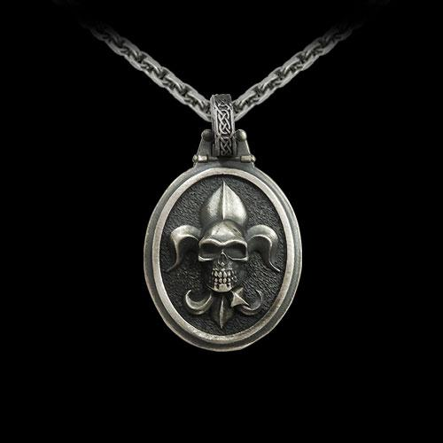 Royal Death Pendant