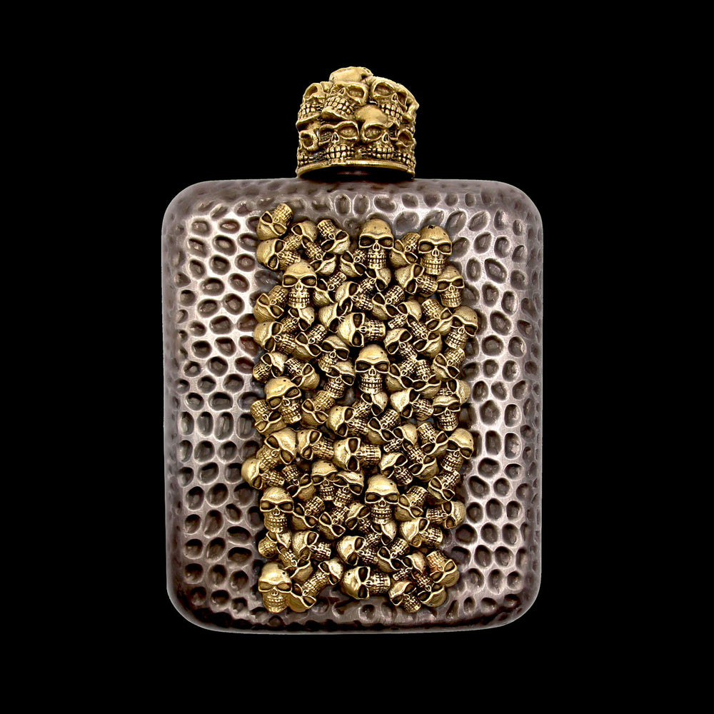 Catacombs Whisky Flask
