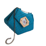 Triangle Canvas HandBags Online - Handmade Bags for Women