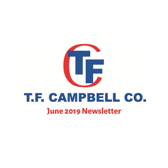 June 2019 Newsletter