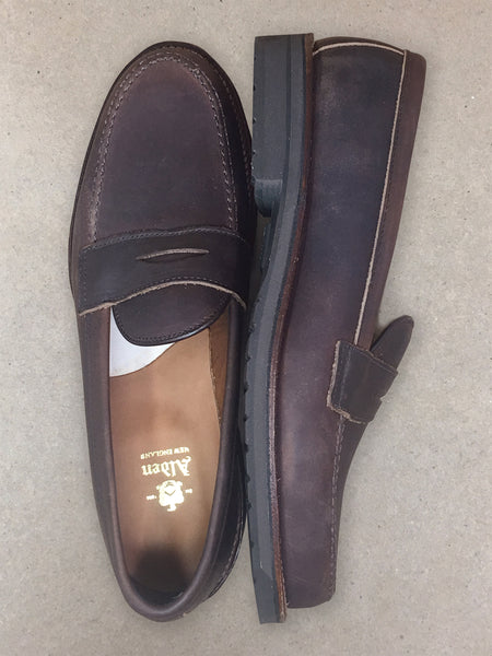ALDEN Penny Loafer
