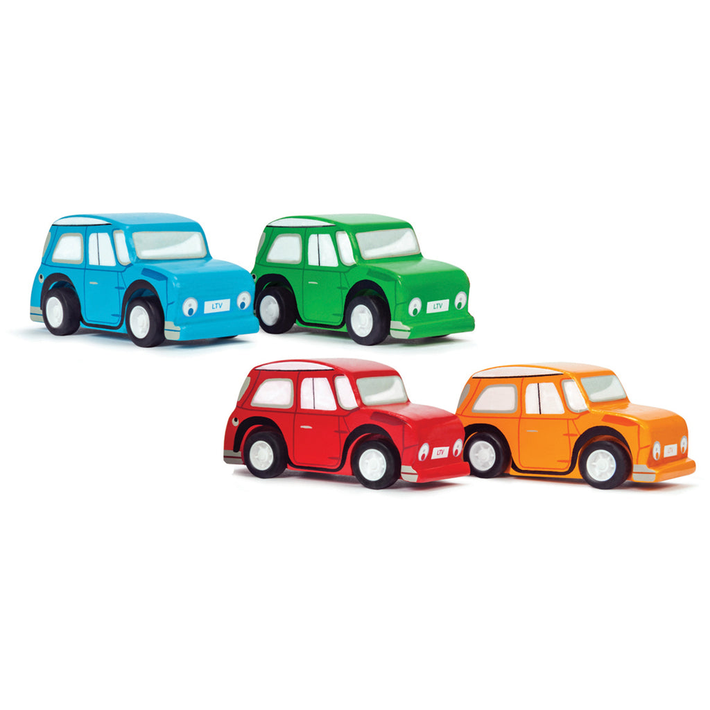 Whizzy Pullback Racers,  - Le Toy Van