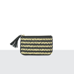 Matchstick Weave Medium Purse