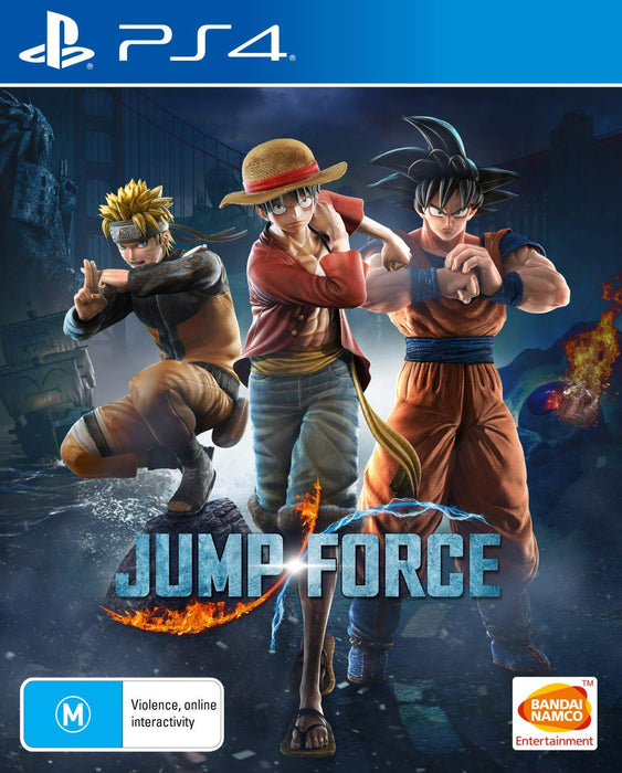 Jump Force (PS4) - Game X Change