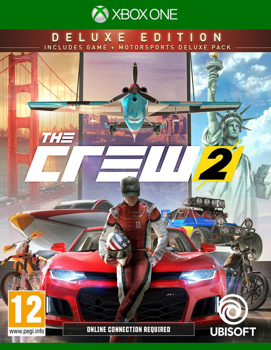 The Crew 2 Deluxe Edition (XBOX One)