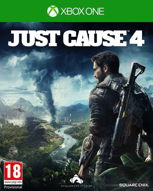 Just Cause 4 ( XBOX One)