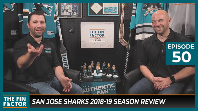 Episode 50: San Jose Sharks 2018-19 Season Review