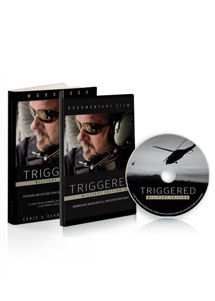 B. Triggered Military Version DVD & Workbook