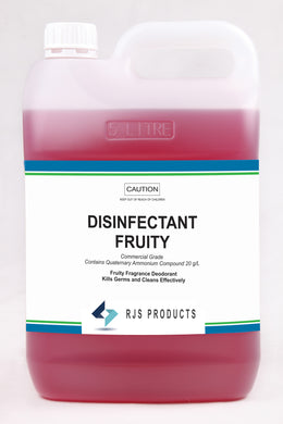 Disinfectant Fruity