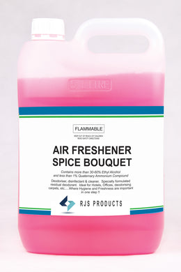 Air Freshener - Spice Bouquet (Alcohol Base)