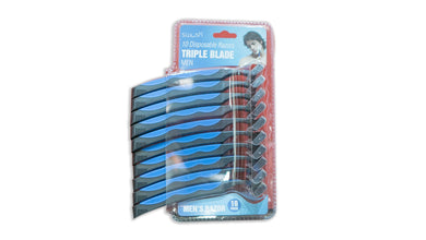 Swosh Triple Blade Razor 10x10pk 100pc