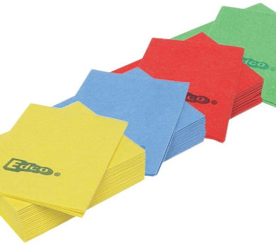Viscose Cleaning Cloth 10x10pc